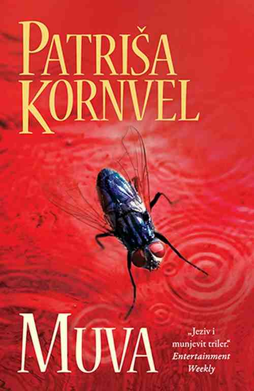 Muva Patrisa Kornvel knjiga 2018 triler jeziv i munjevit triler laguna latinica
