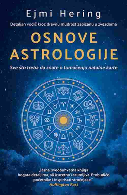 Osnove astrologije Ejmi Hering knjiga 2018 Tumacenje natalne karte esejistika