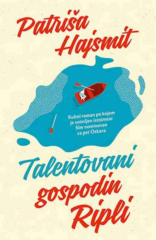 Talentovani gospodin Ripli Patrisa Hajsmit knjiga 2018 kultni roman