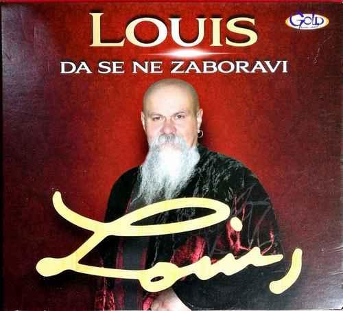CD LOUIS DA SE NE ZABORAVI ALBUM 2018