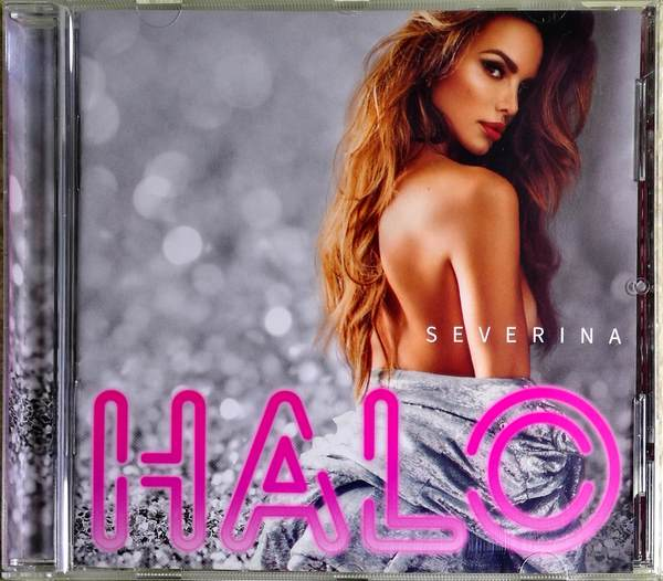 CD SEVERINA HALO ALBUM 2019
