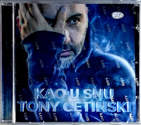 TONY CETINSKI KAO U SNU ALBUM 2018 CITY RECORDS