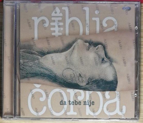 CD RIBLJA CORBA DA TEBE NIJE ALBUM 2019