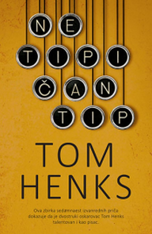Netipican tip Tom Henks knjiga 2019 Price