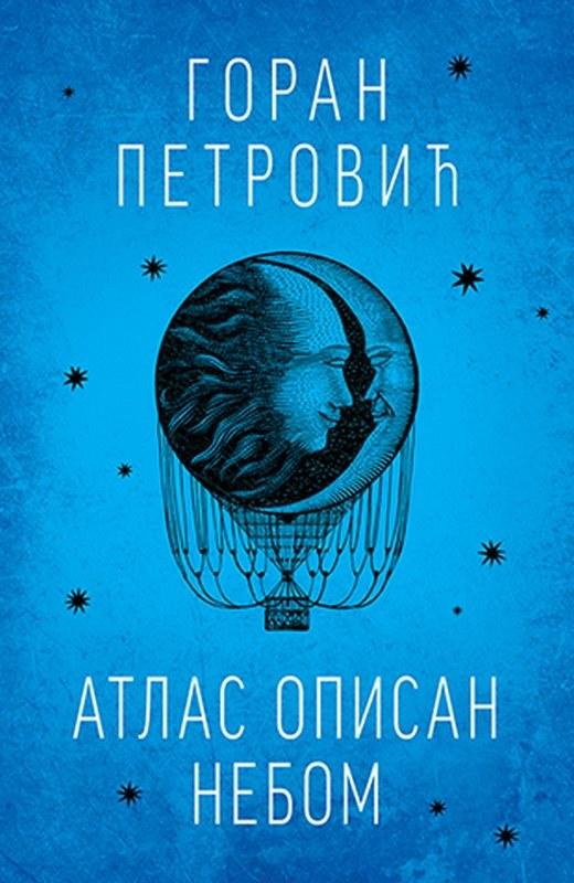 Atlas opisan nebom  Goran Petrovic  knjiga 2019 Price