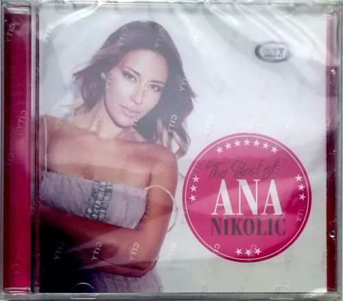 CD ANA NIKOLIC  THE BEST OF 2014 SERBIEN BOSNIEN KROATIEN city records