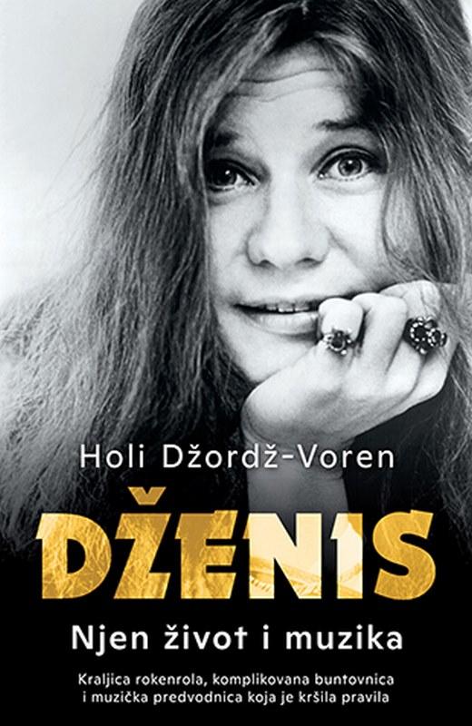 Dzenis: Njen zivot i muzika  Holi Dzordz-Voren  knjiga 2020 Biografija