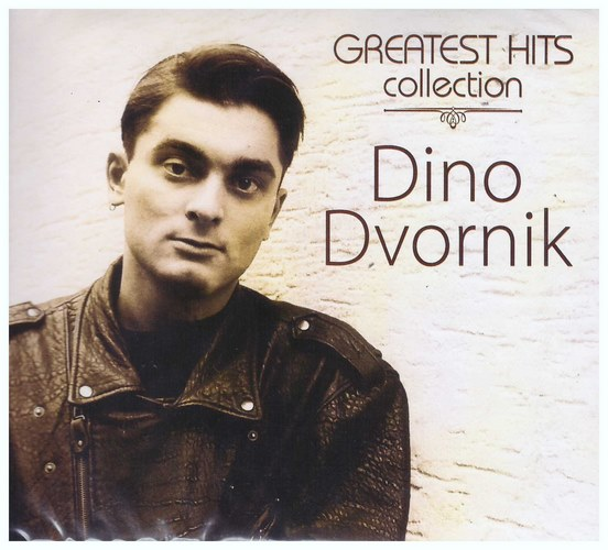 CD DINO DVORNIK GREATEST HITS COLLECTION KOMPILACIJA 2019