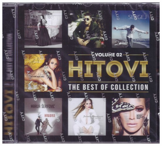 CD HITOVI VOLUME 02 - THE BEST OF COLLECTION KOMPILACIJA 2021