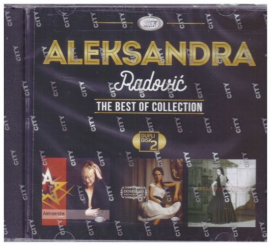 2CD ALEKSANDRA RADOVIC THE BEST OF COLLECTION KOMPILACIJA 2021