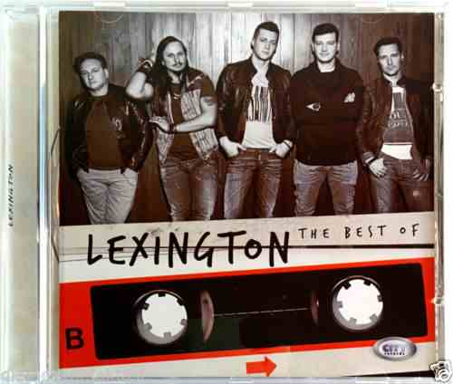 CD LEXINGTON BAND THE BEST OF 2015 zabavna muzika srbija hrvatska bosna balkan