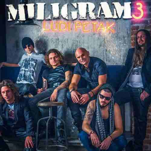 CD MILIGRAM 3  LUDI PETAK ALBUM 2013 serbia bosnia croatia city records