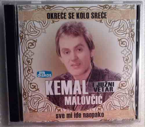 2CD KEMAL MALOVCIC I JUZNI VETAR REMASTERED 2009 Serbian, Bosnian, Croatian